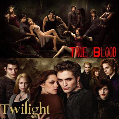 True Blood - Twlight icon