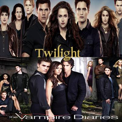 Twilight The Vampire Diaries Crossover Haven