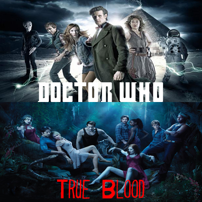 Doctor Who-True Blood