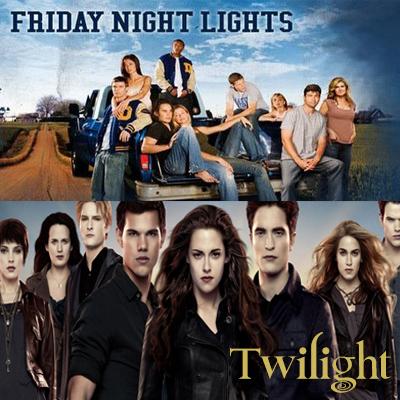 Twilight-Friday Night Lights